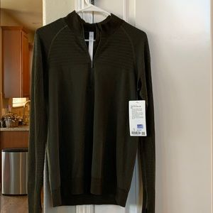 lululemon Keep the Heat Half Zip